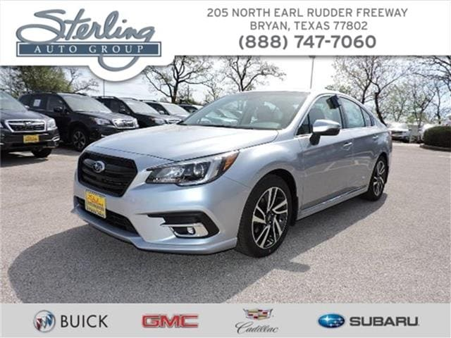 2018 Subaru Legacy 2.5i Sport All-wheel Drive Sedan
