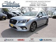 2018 Subaru Legacy 2.5i Sport All-wheel Drive Sedan in Bryan, Texas