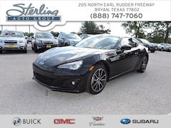 2018 Subaru BRZ Limited Coupe in Bryan, Texas