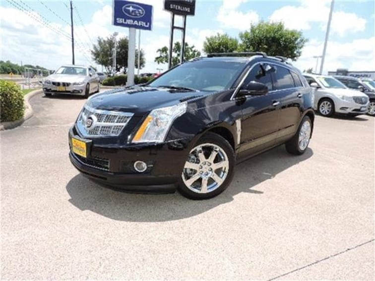 Used 2012 Cadillac SRX Performance Collection Front-wheel Drive Bryan