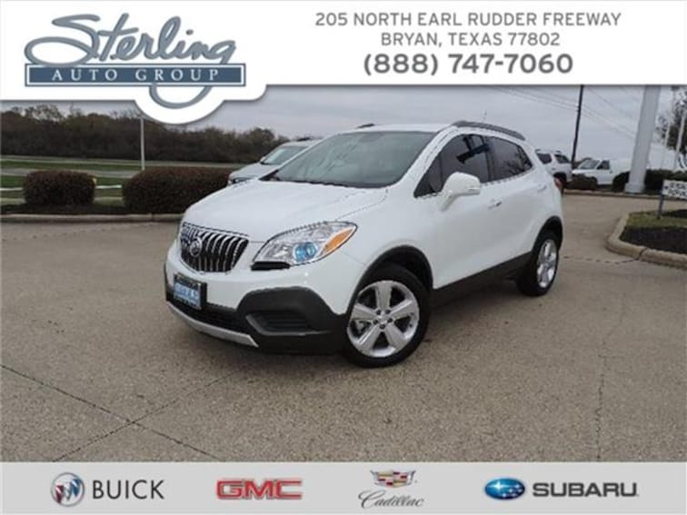2016 Buick Encore Front-wheel Drive