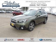 New 2019 Subaru Outback 2.5i Limited SUV 4S4BSANC9K3289016 in Bryan, Texas