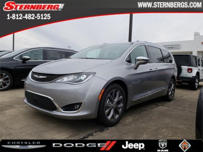 New 2019 Chrysler Pacifica LIMITED Passenger Van for sale near Jasper, IN
