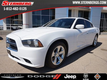 Featured used 2012 Dodge Charger SXT RWD Sedan 36390 for sale in Jasper, IN