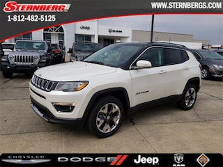 New 2019 Jeep Compass LIMITED 4X4 Sport Utility 96032 for sale near Jasper, IN