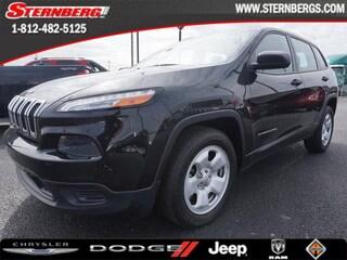 2014 Jeep Cherokee FWD  Sport SUV