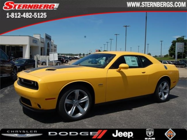 New 2018 Dodge Challenger R/T Coupe for sale near Jasper, IN