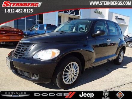 Featured used 2009 Chrysler PT Cruiser LX Wagon 34104 for sale in Jasper, IN