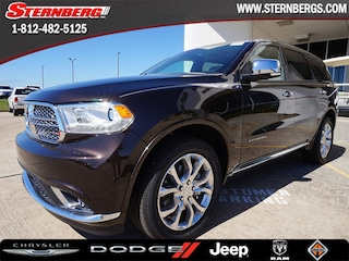 New Cars & Trucks 2017 Dodge Durango CITADEL AWD Sport Utility for Sale near Evansville IN, Bedford IN, Owensboro KY