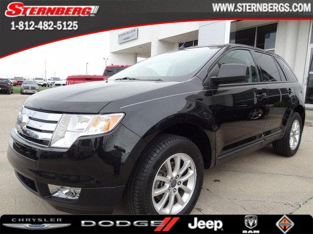 2010 Ford Edge SEL FWD SUV 33685