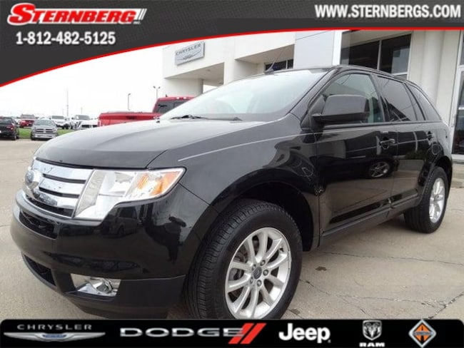 Used 2010 Ford Edge SEL FWD SUV 33685