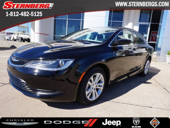 New 2017 Chrysler 200 LX FWD Sedan for sale near Jasper, IN