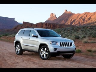 Certified Pre-Owned 2013 Jeep Grand Cherokee 4WD  Overland 1C4RJFCT0DC649301 for Sale in Louisville