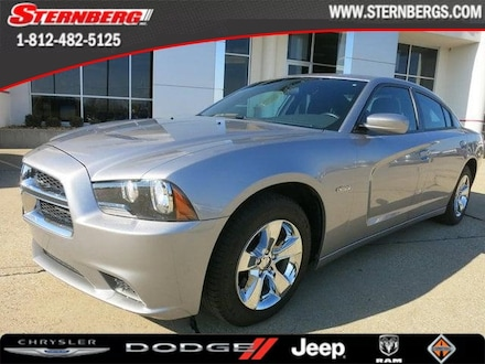 Featured used 2014 Dodge Charger SE RWD Sedan 34775 for sale in Jasper, IN