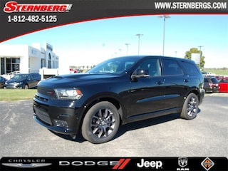 Certified Pre-Owned 2018 Dodge Durango R/T AWD 1C4SDJCT1JC359656 for Sale in Louisville