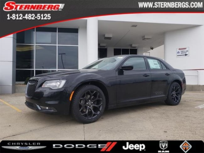 New 2019 Chrysler 300 S Sedan for sale near Jasper, IN