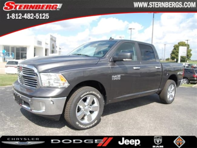 61629e5930 Used 2018 Ram 1500 BIG Horn 4X4 Crew CAB 57 BOX For Sale