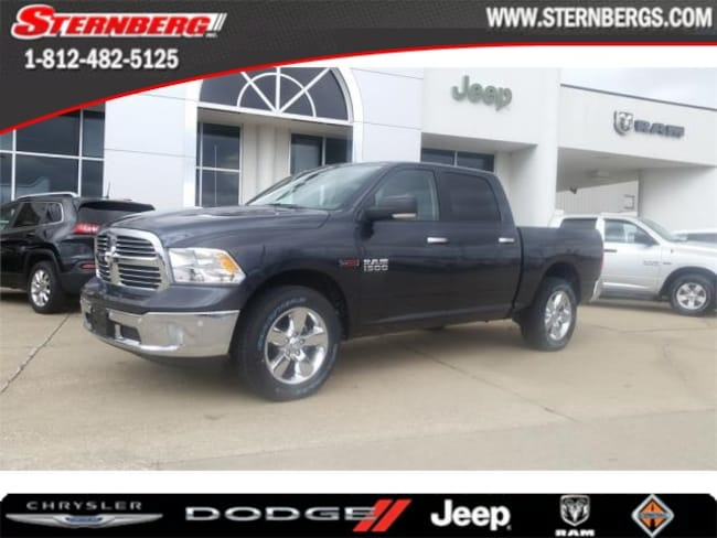 New 2018 Ram 1500 BIG HORN CREW CAB 4X4 5'7 BOX Crew Cab for sale in Jasper IN