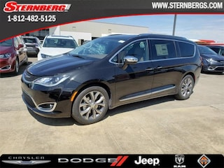 New 2019 Chrysler Pacifica LIMITED Passenger Van 97165 for sale near Jasper, IN