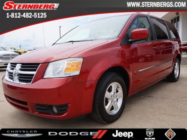 Used 2008 Dodge Grand Caravan SXT Wagon 38006 Jasper IN