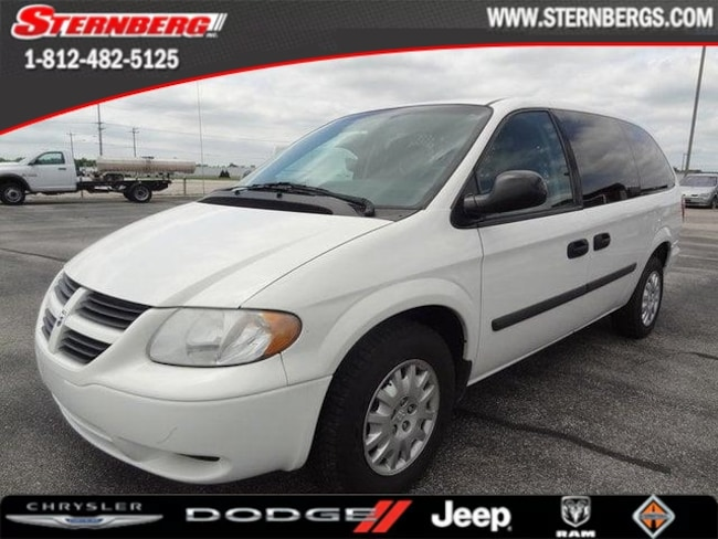 Used 2006 Dodge Grand Caravan Grand 119 WB Van For Sale Louisville KY