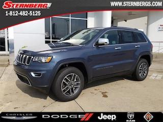 New 2019 Jeep Grand Cherokee LIMITED 4X4 Sport Utility 97228 for sale near Jasper, IN