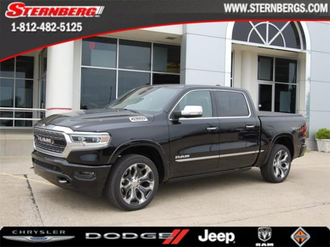 New 2019 Ram 1500 LIMITED CREW CAB 4X4 5'7 BOX For Sale | Jasper IN