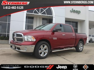 Certified Pre-Owned 2015 Ram 1500 4WD Crew CAB 140.5 SLT 1C6RR7LMXFS543798 for Sale in Louisville