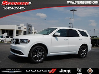 Certified Pre-Owned 2017 Dodge Durango GT AWD 1C4RDJDGXHC806334 for Sale in Louisville