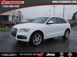 Used cars & trucks 2014 Audi Q5 Quattro  3.0L TDI Prestige for sale near Evansville IN, Bedford IN, Owensboro KY