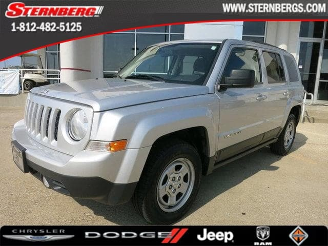 2014 Jeep Patriot 4WD  Sport SUV 35625