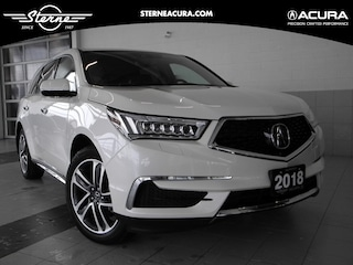 2018 Acura MDX Navigation Package (Acura Canada Mngnt Vehicle) SUV