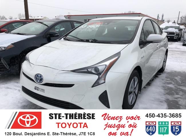 2018 Toyota Prius Technology À hayon