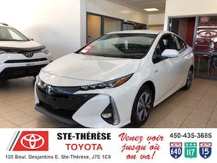 2018 Toyota Prius Upgrade À hayon