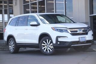 New 2019 Honda Pilot EX-L AWD SUV KB015339 for sale in Fairfield, CA at Steve Hopkins Honda
