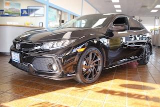New 2018 Honda Civic Sport Hatchback JU419855 for sale in Fairfield, CA at Steve Hopkins Honda