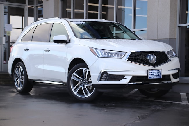2018 Acura MDX 3.5L w/Advance Package SUV