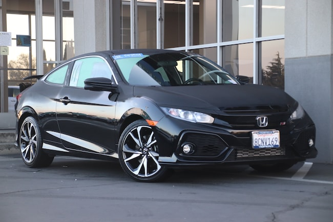2018 Honda Civic Si Coupe for sale in Fairfield, CA at Steve Hopkins Honda