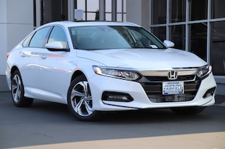 New 2019 Honda Accord EX Sedan 1HGCV1F47KA026477 for sale in Fairfield, CA at Steve Hopkins Honda