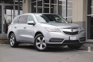 Certified Used 2016 Acura MDX 3.5L SUV in Fairfield, CA