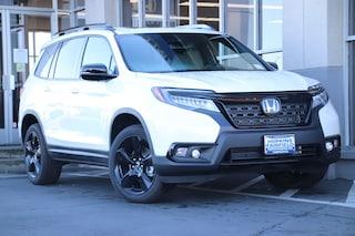New 2019 Honda Passport Elite AWD SUV KB001044 for sale in Fairfield, CA at Steve Hopkins Honda