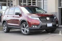 2019 Honda Passport Touring AWD SUV KB001948