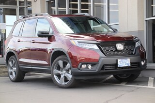 New 2019 Honda Passport Touring AWD SUV KB001948 for sale in Fairfield, CA at Steve Hopkins Honda