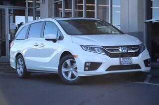 New 2019 Honda Odyssey EX-L Van KB045983 for sale in Fairfield, CA at Steve Hopkins Honda