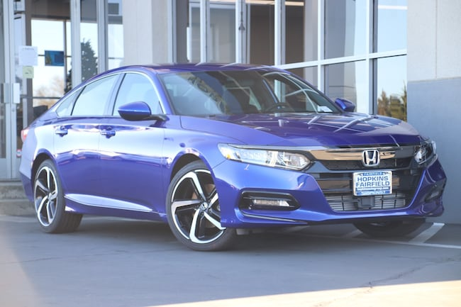 New 2019 Honda Accord Sport Sedan for sale in Fairfield, CA at Steve Hopkins Honda