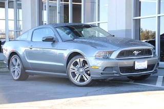 Used 2013 Ford Mustang V6 Coupe H7401A for sale in Fairfield, CA at Steve Hopkins Honda