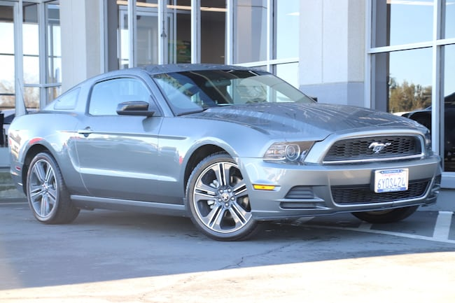 2013 Ford Mustang V6 Coupe for sale at Steve Hopkins Honda in Fairfield, CA