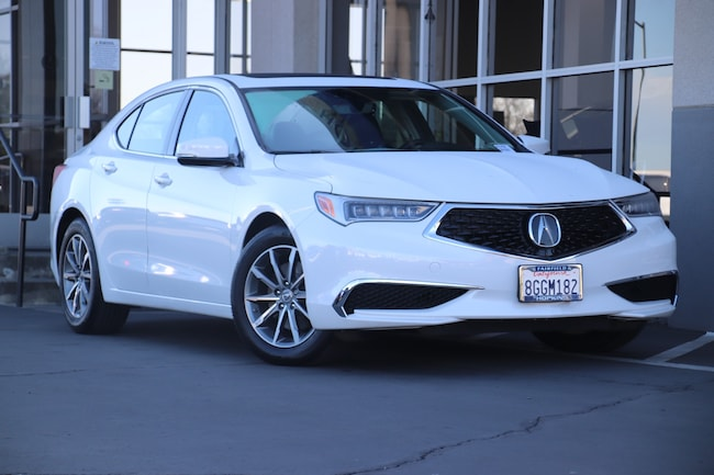 2019 Acura TLX 2.4L Technology Pkg Sedan