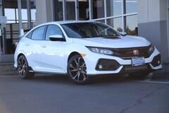 2018 Honda Civic Sport Hatchback JU428762