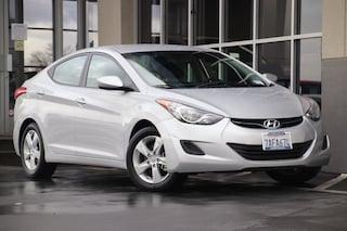 Used 2013 Hyundai Elantra GLS Sedan H8663A for sale in Fairfield, CA at Steve Hopkins Honda
